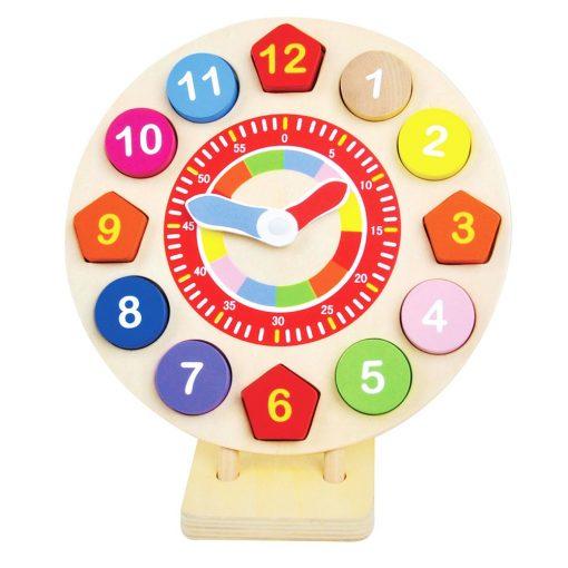Jumini Wooden Clock