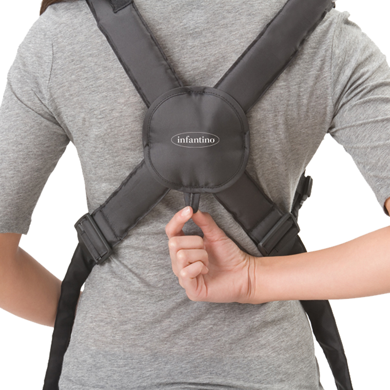 Infantino Swift Classic Baby Carrier Back