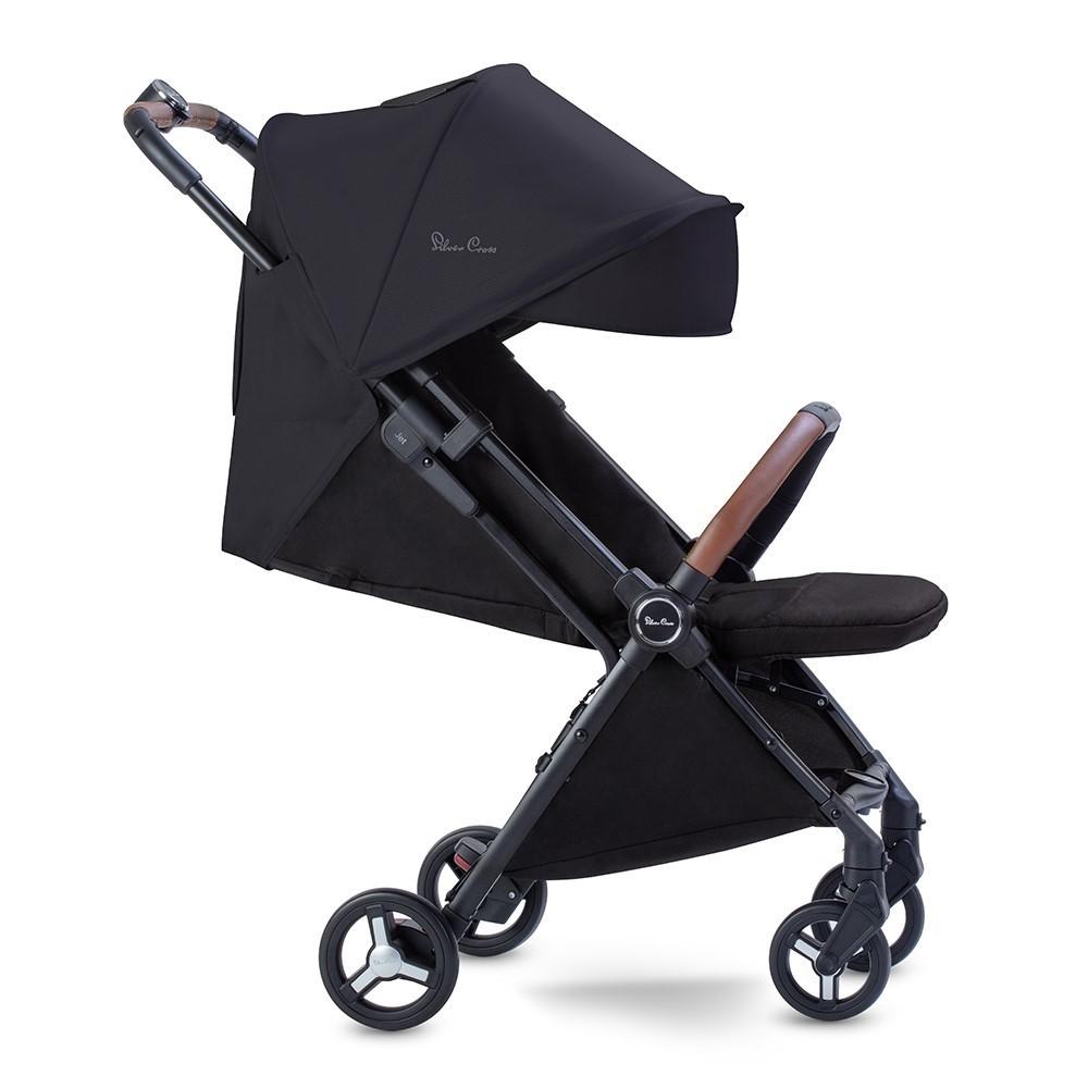 Silver Cross Jet Stroller - Black