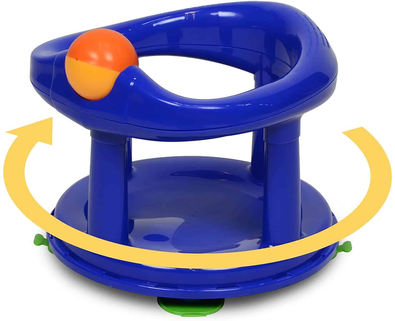 Safety 1st Swivel Bath Seat - Navy