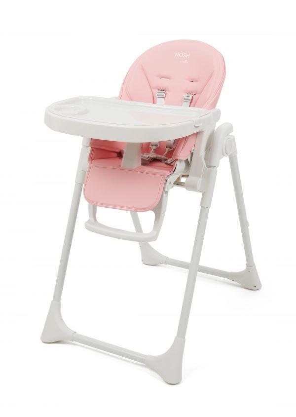 Babylo Nosh Highchair Pink | Little Lambs